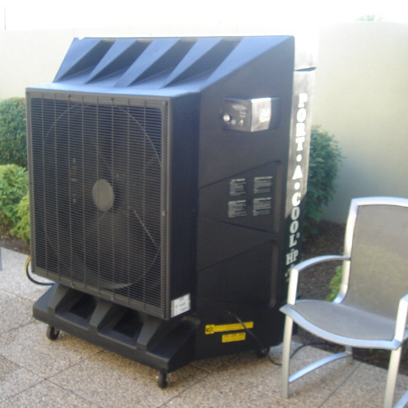 Outdoor Cooling Rentals Air Conditioners Amp Misting