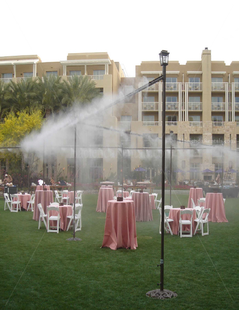 Garden Misting System : Backyard misting systems outdoor goods